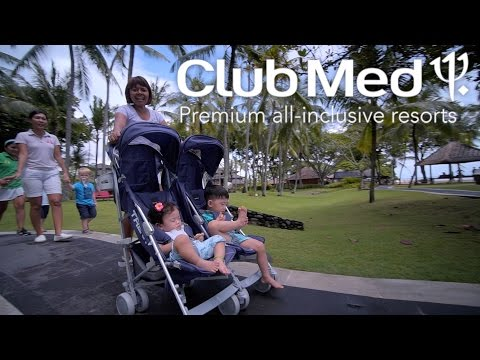 Club Med Bali: Our kids don't need us anymore !