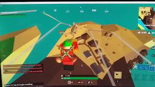 Potato Aim!! | Roblox Island Royale