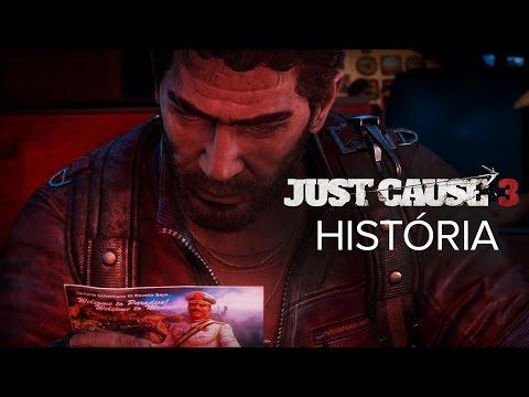 Just Cause 3 - DUBLADO PT-BR - Trailer da História