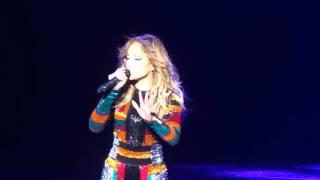 FUNK MEDLEY LIVE Jennifer Lopez 1-30-16 AXIS Planet Hollywood, Las Vegas