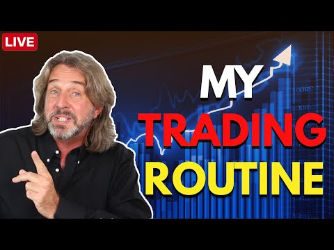 My Daily Trading Routine 2020