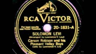 Solomon Levi - Loy