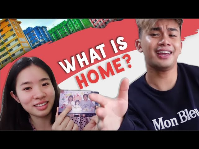 99 Singaporeans Share What Home Is To Them + SONY CAMERA (ZV-1) GIVEAWAY