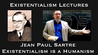"Existentialism: Jean-Paul Sartre, ""Existentialism is a Humanism"""