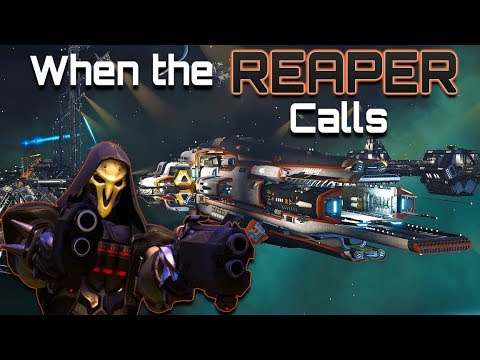 FRACTURED SPACE: When the Reaper Calls