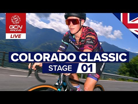 Colorado Classic 2019 Stage 1 LIVE: Steamboat Springs