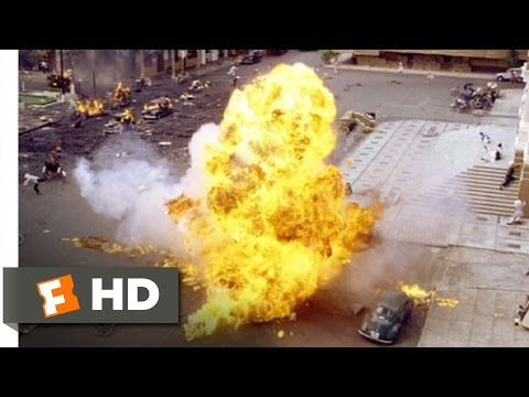 The Quiet American (10/12) Movie CLIP - A Bombing in Saigon (2002) HD