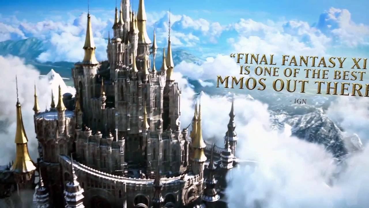 Begin your final fantasy xiv free trial adventure today for Final fantasy 8 architecture