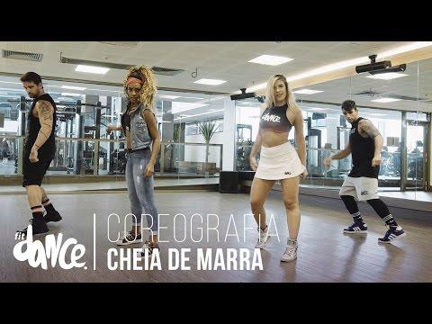 Cheia de Marra - MC Livinho - Coreografia    FitDance - 4k
