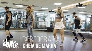 Cheia de Marra - MC Livinho - Coreografia |  FitDance - 4k