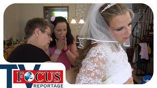 Traumhochzeit für wenig Geld: Heiraten mit nur 3000 Euro | Ganze Reportage | Focus TV Reportage