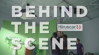 Nobox Films | Hiruscar Commercial [Behind The Scene]