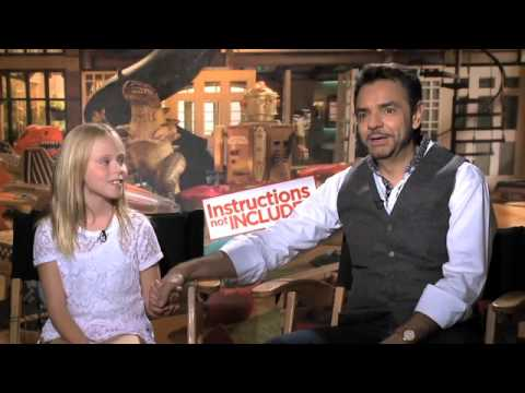 Eugenio Derbez & Loreto Peralta: Instructions Not Included