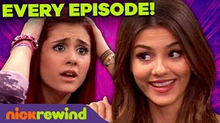 1 Moment From EVERY Episode of Victorious! | NickRewind