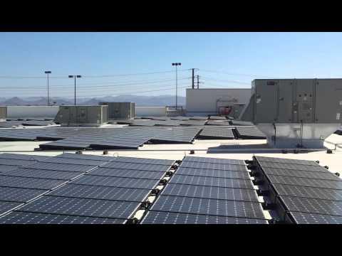 Solar job