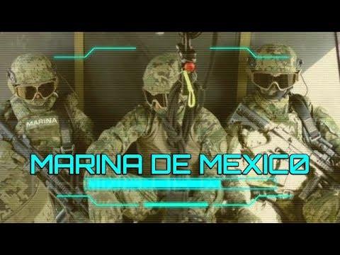 Lo Mejor de la Marina de México [HD] Fuerzas Especiales y Más!