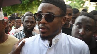 FULL VIDEO: MWANZO MWISHO MAZISHI YA BABA MZAZI WA ALIKIBA  MZEE SALEH KIBA LEO