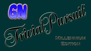 Game Night... Trivial Pursuit: Millennium Edition