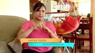 Mayra y su pasión por la cocina en ´Voces del Silencio