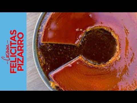 Flan Casero | Felicitas Pizarro