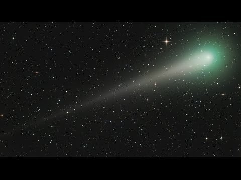 Comets: Visitors from the Frozen Edge of the Solar System -
