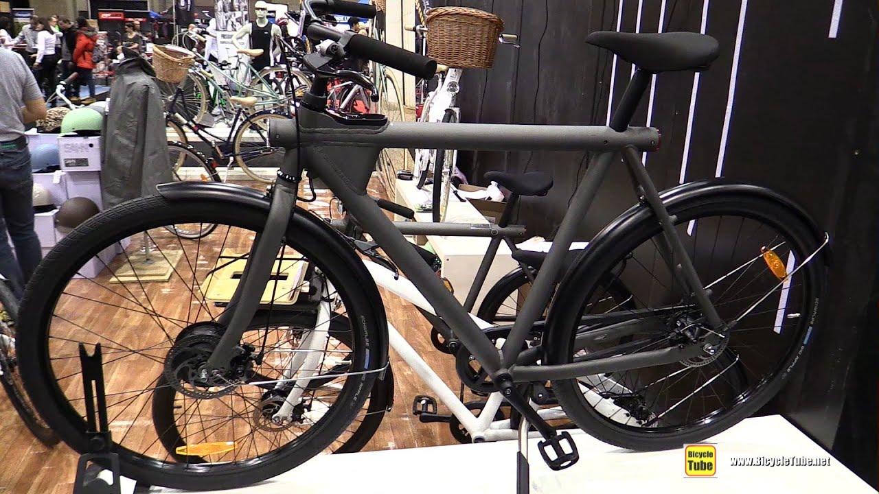 2015 vanmoof electrified 3 electric bicycle walkaround. Black Bedroom Furniture Sets. Home Design Ideas