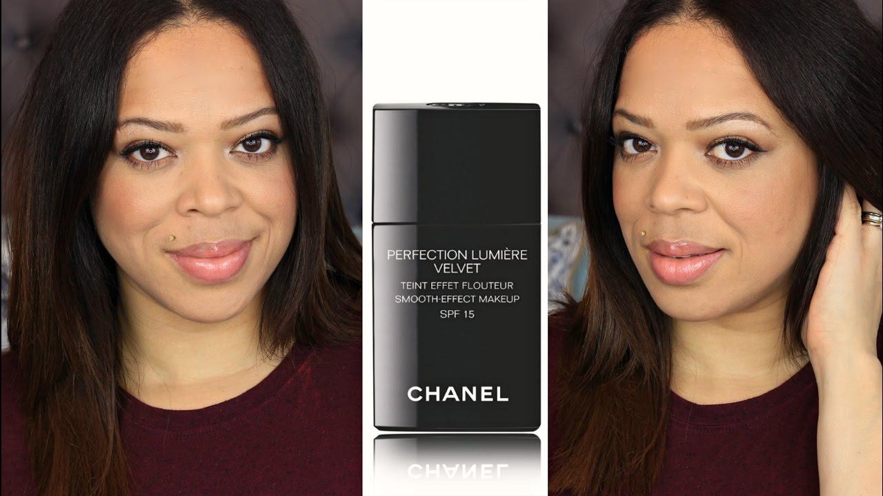 e5e43c9dd0f1 Chanel Perfection Lumiere Velvet B30 | Review | Demo - YouTube