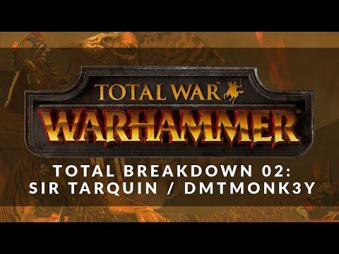Total Breakdown 02 - sir Tarquin vs. DMTmonk3y - Total War Battle Replay