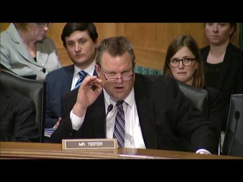 Tester Questions Wells Fargo CEO