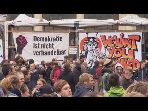 Mobi-Clip: Tanzen gegen G20 | Hamburg