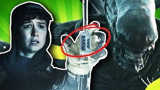 ALIEN COVENANT Reaction Review & Theories