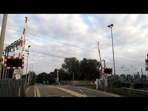 Level Crossings in the UK - 2015