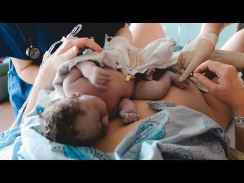Civic Hospital Birth | Ottawa Birth Photographer