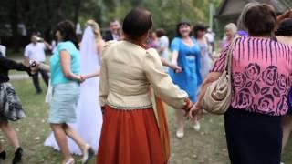 Cossacks wedding in Russia. Dance and Dance.Свадьба, казаки.