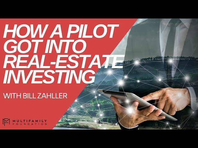 How a Pilot Got Into Real Estate Investing