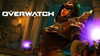 Overwatch - Demon Hunter Sombra Reveal Trailer | Blizzcon 2018 Virtual Ticket