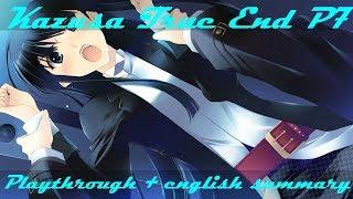 White Album 2 coda - Kazusa True End Summary & Playthrough part 7