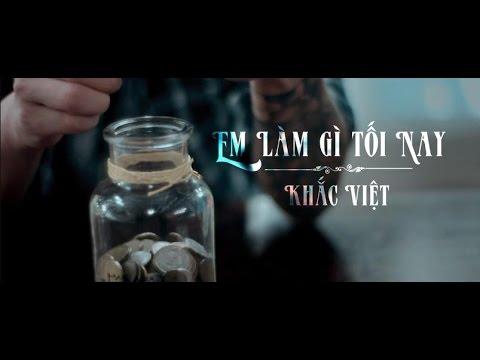Em Làm Gì Tối Nay - Karaoke HD (Beat Gốc)