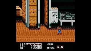 NES Longplay [169] P.O.W.: Prisoner of War