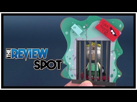 Toy Spot | McFarlane Toys South Park Professor Chaos and Holding Cell Build Set