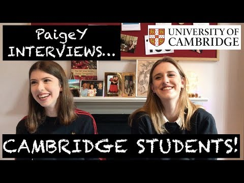 WHAT IS CAMBRIDGE UNI REALLY LIKE? - Honest interviews with students!