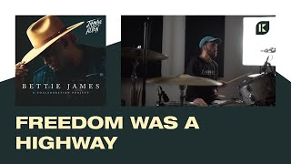Jimmie Allen Brad Paisley Freedom Was A Highway Drum Cover By Kyle Adams - mp3 مزماركو تحميل اغانى