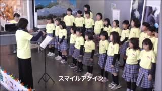 3月12日のがまだすドーム午後のコンサートは、愛野小学校合唱クラブのみ...
