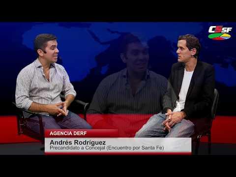 Andrés Rodríguez: Tenemos ejes muy claros