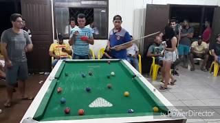 Betão de Ro vs Lázaro de Ji Paraná em semi final de torneio. Nova Brasilândia Ro.
