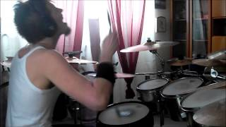 Emphatic-Stronger(Drum Cover)