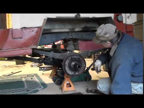 2 of 3 Project Commando! 1941 WC6 WWII Dodge Command Car