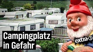 Realer Irrsinn: Camping-Streit an der Ostsee | extra 3 | NDR