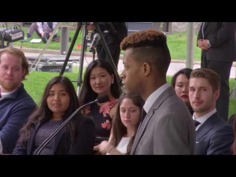 Harvard Male Orator