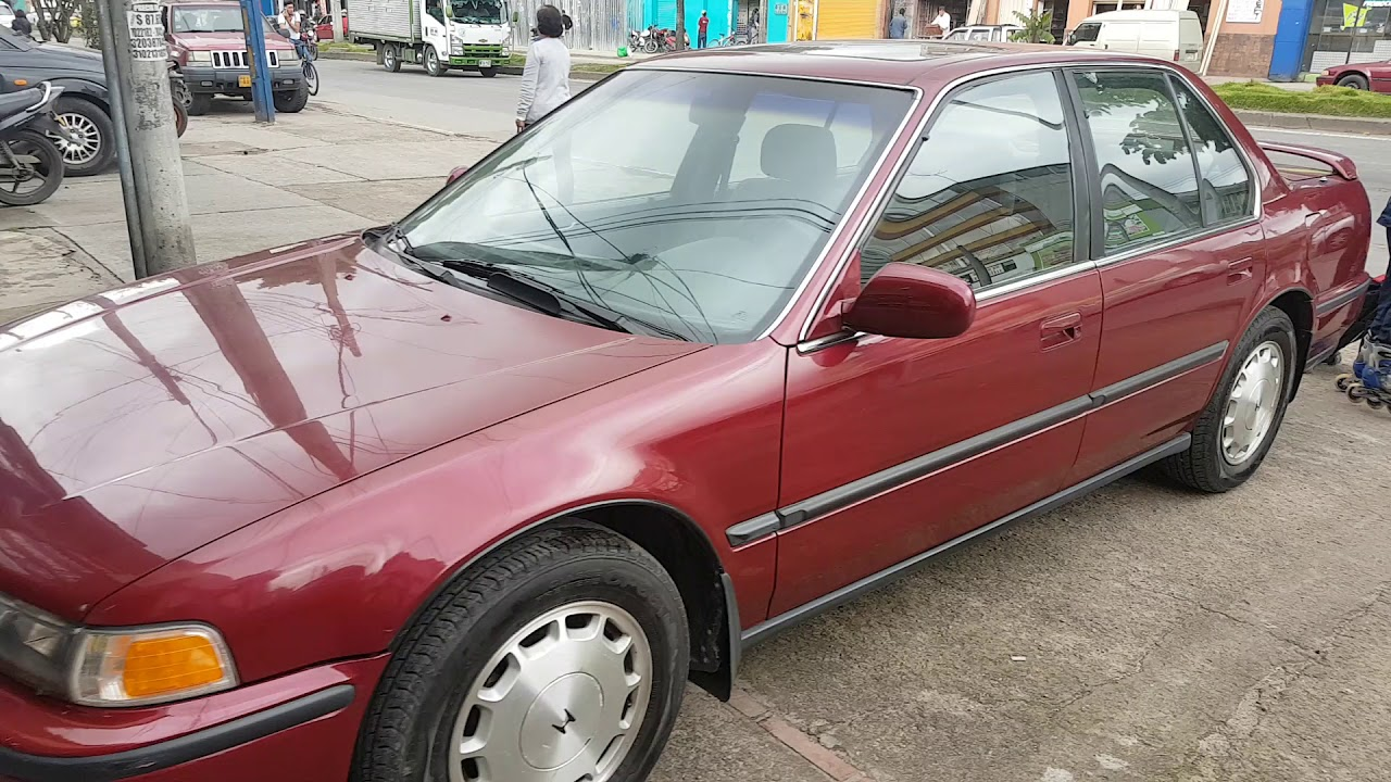 Kekurangan Honda Accord 1993 Top Model Tahun Ini
